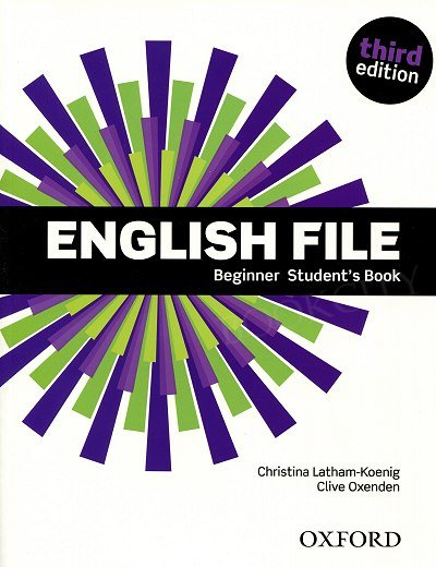 English File Beginner (3rd Edition) (2015) Student's Book