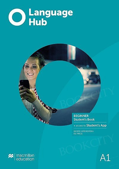 Language Hub Beginner A1 podręcznik
