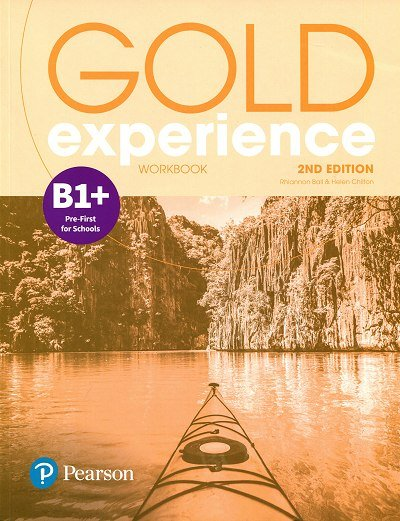Gold Experience B1+ Workbook
