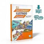 ELI Diccionario Ilustrado Espanol Książka + audio online