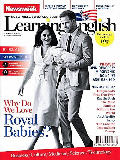 Newsweek Learning English nr 4/19