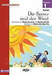 Die Sonne und der Wind Książka + audio online