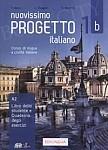 Nuovissimo Progetto italiano 1B Podręcznik + ćwiczenia + CD
