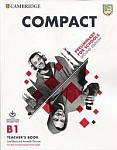 Compact Preliminary for Schools B1 (2nd edition 2019) książka nauczyciela