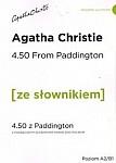 4.50 From Paddington - 4.50 z Paddington z podręcznym słownikiem angielsko-polskim Poziom A2/B1