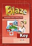Blaze 1 Presentation Skills & Writing Skills Key
