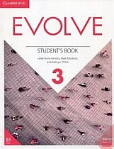 Evolve 3 Student's Book
