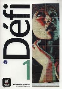 Défi 1 (wersja francuska) podręcznik