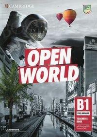 Open World B1 Preliminary książka nauczyciela