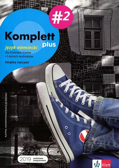 Komplett 2 (Reforma 2019) Ćwiczenia +CD