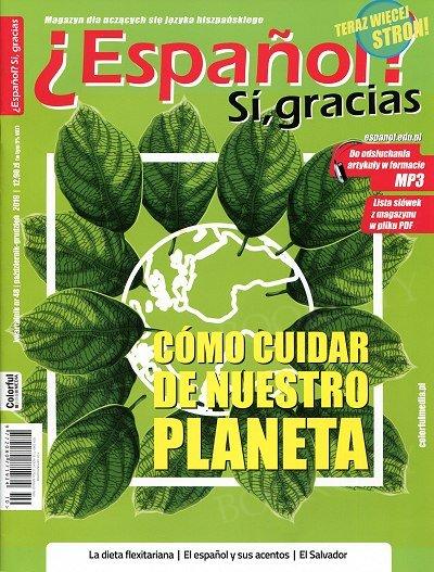 Español? Sí, gracias (październik/grudzień 2019)