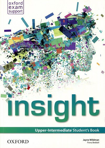 Insight Upper-Intermediate Student's Book (wydanie międzynarodowe)