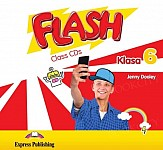 Flash Klasa 6 Class Audio CDs (set of 2)