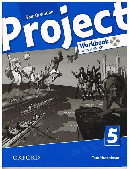 Project 5 (4th Edition) Workbook with Audio CD & Online Practice
