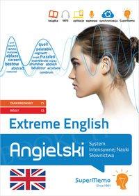 Extreme English Angielski System Intensywnej Nauki Słownictwa (poziom zaawansowany C1 i biegły C2) Książka + kod dostępu