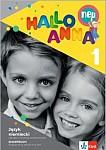 Hallo Anna neu 1 (wersja niemiecka) Zeszyt ćwiczeń dla szkół językowych + CD