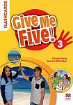 Give Me Five! 3 Flashcards
