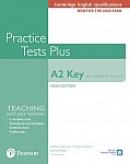 Practice Tests Plus A2 Key Student's Book without key