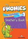 My Phonics 1 The Alphabet Teacher's Book + Digi Material