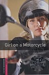 Girl on a Motorcycle Book and CD