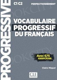 Vocabulaire progressif du français Niveau Perfectionnement podręcznik