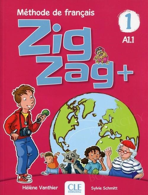 ZigZag+ 1 A1.1 podręcznik