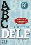 ABC DELF Niveau B1 Książka + DVD + klucz + zawartość online