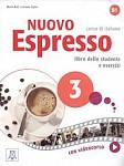 Nuovo Espresso 3 Podręcznik + Ćwiczenia + DVDrom