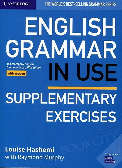 English Grammar in Use Supplementary Exercises (5th edition) Book with Answers