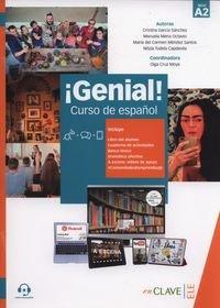 Genial! A2 Podręcznik + ćwiczenia + dodatek leksykalno-gramatyczny + audio do pobrania