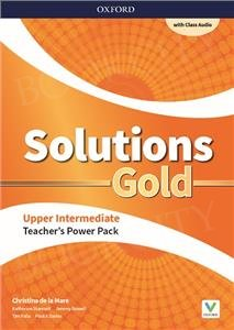 Solutions Gold Upper-Intermediate Teacher's Guide z dostępem do CPTool i Teacher's Resource Centre 2020