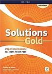 Solutions Gold Upper-Intermediate Teacher's Guide z dostępem do CPTool i Teacher's Resource Centre 2020