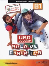 Uso escolar Aula de gramática B1 podręcznik