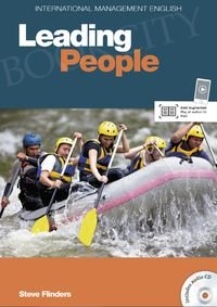 Leading People Coursebook with Audio CD