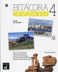 Bitácora 4 Nueva edición podręcznik