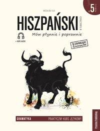 Hiszpański w tłumaczeniach. Gramatyka 5 Książka + mp3 online