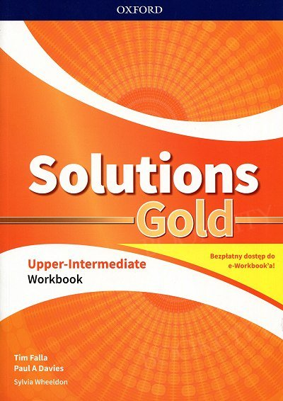 Solutions Gold Upper-Intermediate ćwiczenia
