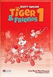 Tiger & Friends 1 Zeszyt ćwiczeń + kod do Student's App