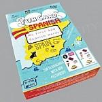 XXL Fun Card Spanish My First 600 Words