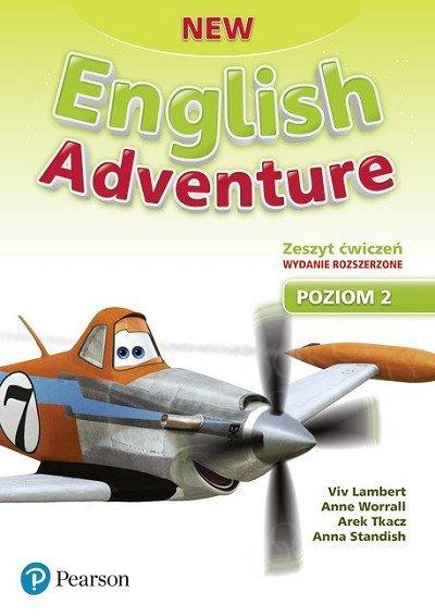 New English Adventure 2 ćwiczenia