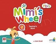 Mimi's Wheel 2 Książka nauczyciela + kod do NAVIO (wer. PLUS)