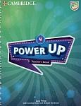 Power Up 4 Teacher's book