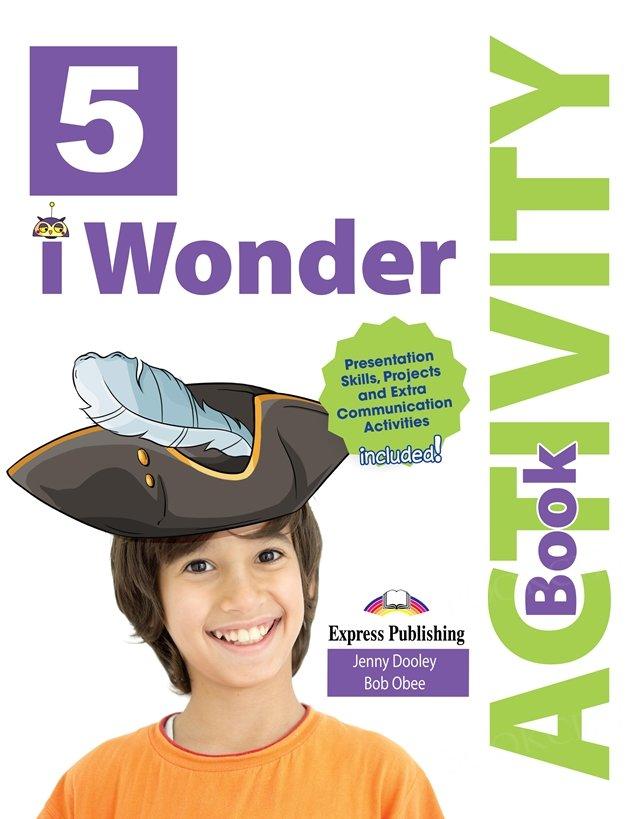 I Wonder 5 Activity Book + DigiBook