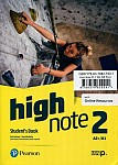High Note 2 Student's Book + kod (Digital Resources + Interactive eBook)
