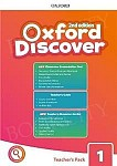 Oxford Discover 1 2nd edition Teacher's Pack