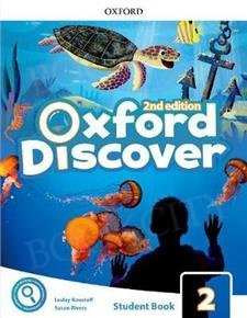 Oxford Discover 2 2nd edition Student Book
