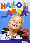 Hallo Anna 2 (wersja niemiecka) Podręcznik + CD