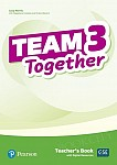 Team Together 3 Teacher's Book with Digital Resources