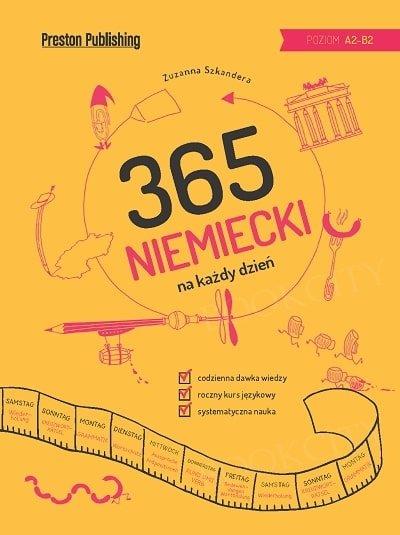 Niemiecki 365 Na każdy dzień