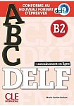 ABC DELF Niveau B2 - Nowa formuła 2021 Książka + CD + klucz + zawartość online